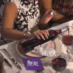 LVP Sangria Gets Real on The Real!