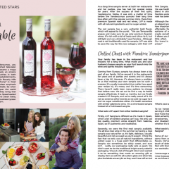 LVP Sangria Affordable Luxury on Chilled Magazine