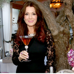 LVP Sangria is Lisa Vanderpump's choice holiday drink!
