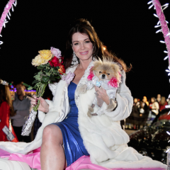 LVP & Lisa Vanderpump gives back with toy drive!