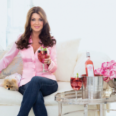 Lisa Vanderpump Launches New Wine, LVP Sangria