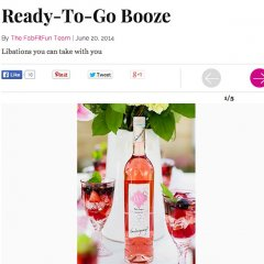 LVP Sangria is Fab Fit Fun's Perfect Ready-To-Go Booze!