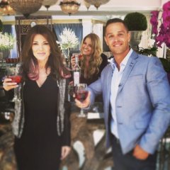 LVP Sangria and ABC's On The Red Carpet