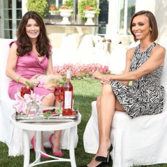 Giuliana Rancic Loves LVP Sangria!