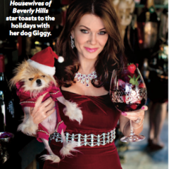 LVP Sangria featured in People Magazine's Holiday Edition