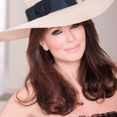 Lisa Vanderpump sip LVP with CVLUX!