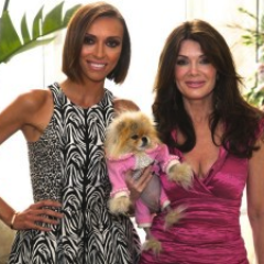 LVP Sangria with Lisa Vanderpump & Giuliana Rancic on E!