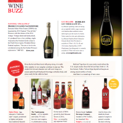 Beverage Media features LVP Sangria!