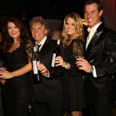 LVP Sangria at the OK! Magazine Oscar Party