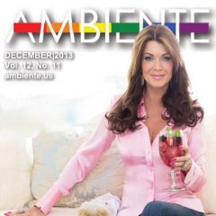 AMBIENTE – Ms. V on White Party, Sangria and Gays